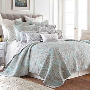 Levtex Dynasty Quilt Collection