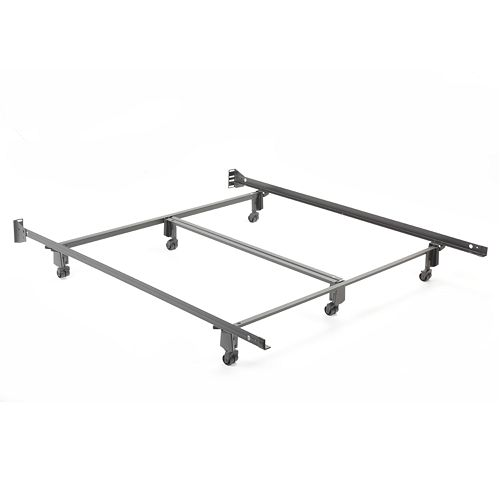 instamatic metal bed frame - Metal Bed Frames
