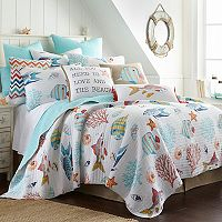 Levtex Nadador Quilt Collection