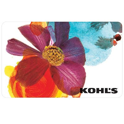 Water Color Gift Card