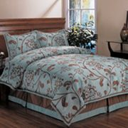 HFI Bella Floral 4-pc. Comforter Set