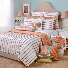Zanzibar Reversible Quilt Collection