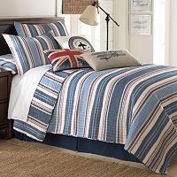 Oliver Reversible Quilt Collection