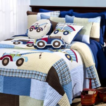Trucks Quilt Collection