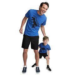 Dad & Me Duo-Saurus Graphic Tees