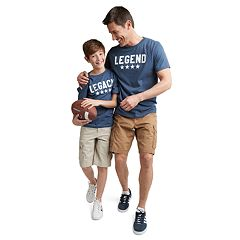 Dad & Me Family Heritage Graphic Tees