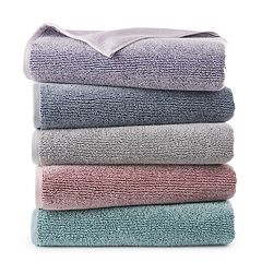 Simple by Design Reversible Bath Towel Collection