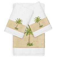 Linum Home Textiles Colton Embellished Bath Towel Collection