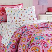 Olive Kids Paisley Dreams Sheet Set