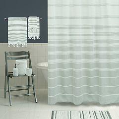 Bacova Drake Shower Curtain Collection