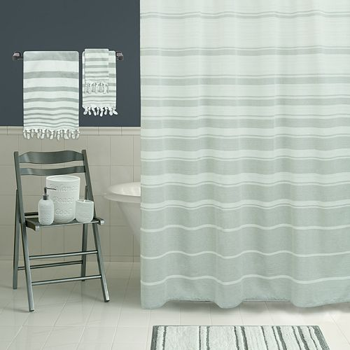 Bacova Drake Shower Curtain Collection