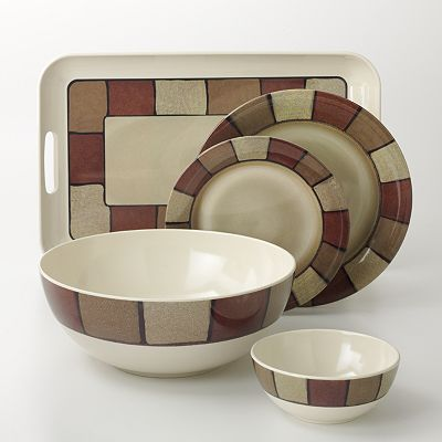 Pfaltzgraff Taos Melamine Collection