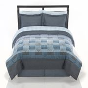 The Big One Franklin Square Reversible Bed Set