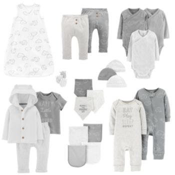 Baby Carter's Elephant Mix & Match Collection