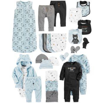 Baby Boy Carter's Bear Mix & Match Collection