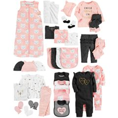 Baby Girl Carter's Cat Mix & Match Collection