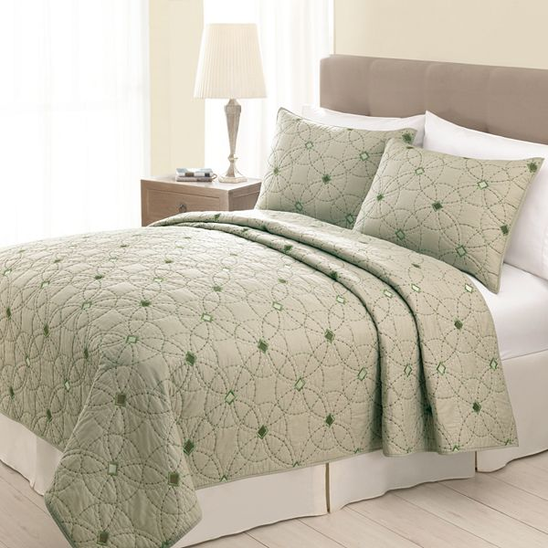 Bed Amp Bath Discounted Home Classics Brady Quilt