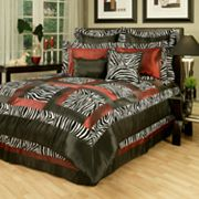 Sherry Kline Jungle Passage 8-pc. Comforter Set