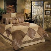 Sherry Kline Safari 8-pc. Comforter Set