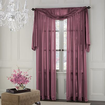 daisy fuentes Floral Garden Window Treatments