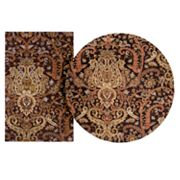 Surya Ancient Treasure Floral Paisley Rug