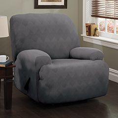 Stretch Sensations Stretch Optic Slipcover Collection