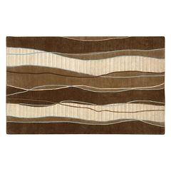Surya Mugal Wave Rug