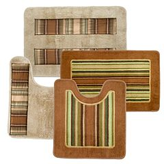 Contempo Bath Rugs