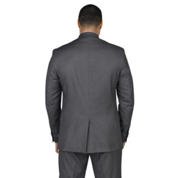 Big & Tall Dockers Modern-Fit Stretch Gray Suit Separates