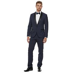 Men's Savile Row Slim-Fit Purple Tuxedo Separates