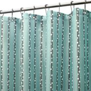 Park B. Smith Bubbles on a String Shower Curtains
