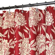 Park B. Smith Peony Floral Shower Curtains
