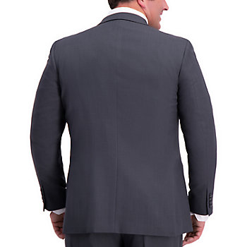 Big & Tall Haggar Travel Performance Classic-Fit Stretch Suit Separates