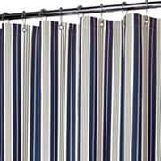 Park B. Smith Picardi Striped Shower Curtains