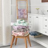 LC Lauren Conrad Floral Bath Towel Collection