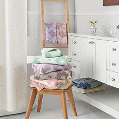 LC Lauren Conrad Floral Bath Towel Collection