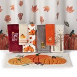 Celebrate Fall Together Pumpkins Shower Curtain Collection