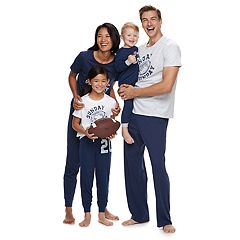 Jammies For Your Families Sunday Funday Matching Family Pajamas by Cuddl Duds