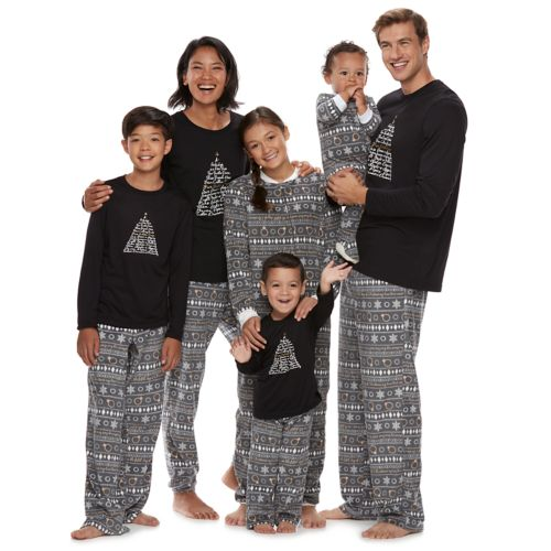 Jammies For Your Families 12 Days of Christmas Matching Family Pajamas