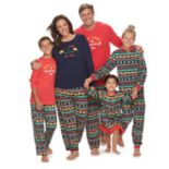 Jammies For Your Families Holiday Taco Party Matching Family Pajamas