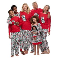 Jammies For Your Families 'Ho Ho Ho!' Comic Book Matching Family Pajamas