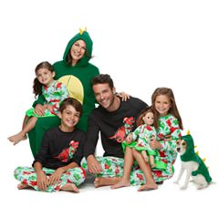 Jammies For Your Families Dino Matching Family Pajamas