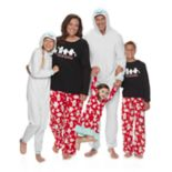 Jammies For Your Families Yeti Matching Family Pajamas