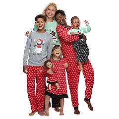 jammies for your families snowman snowflakes matching family pajamas