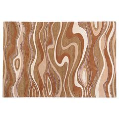 Surya Candice Olson Modern Classics Abstract Wave Rug
