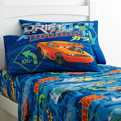 Disney/Pixar Cars Sheet Set