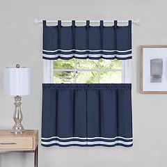 Achim Dakota Window Tier & Valance Collection