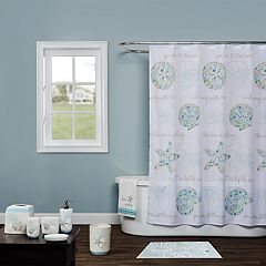 Saturday Knight, Ltd. Seaside Shower Curtain Collection