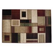 LA Rug Inc Sequoia Geometric Rug