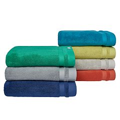 Scion Fox Solid Bath Towel Collection